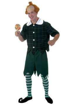 Plus Size Munchkin Costume