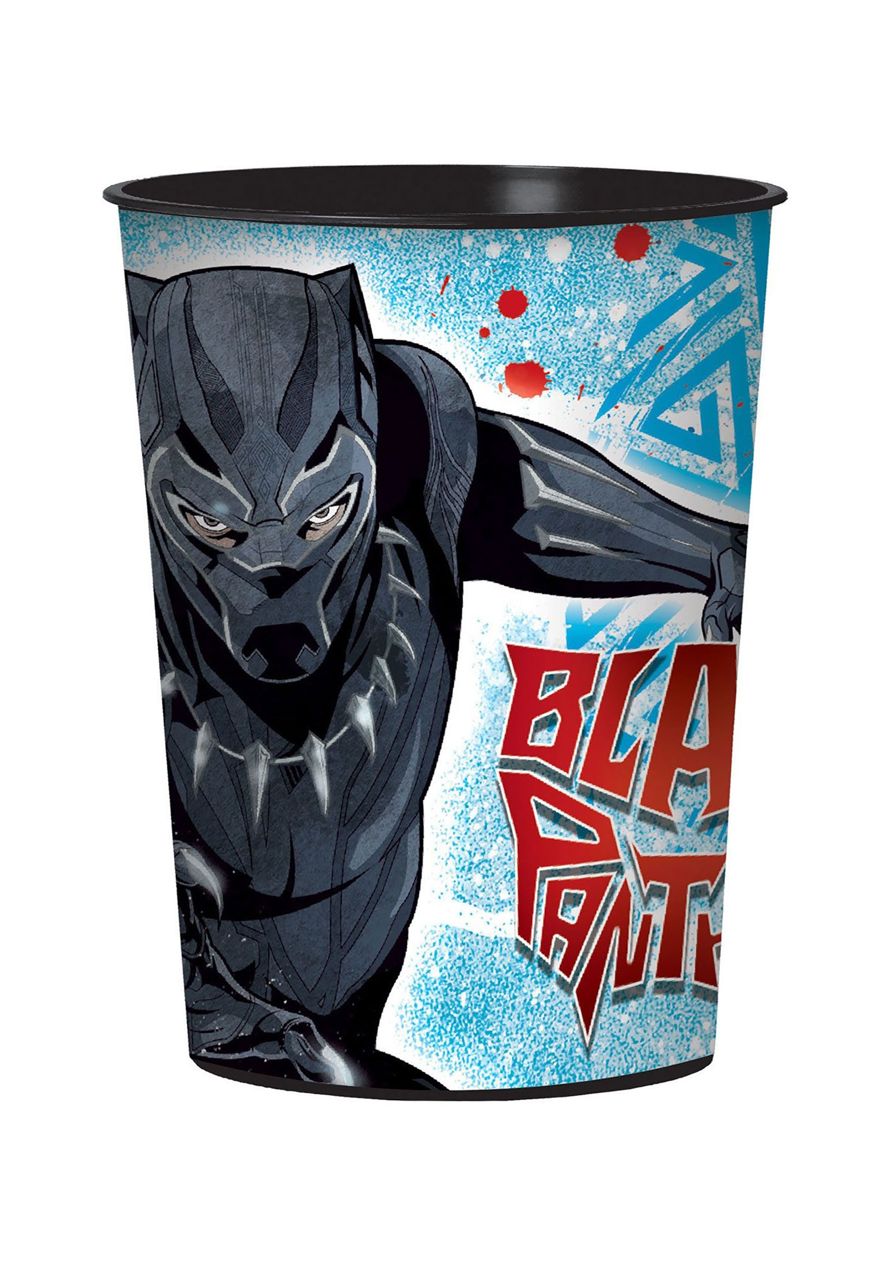 16_oz._Marvel_Black_Panther_Plastic_Party_Cup
