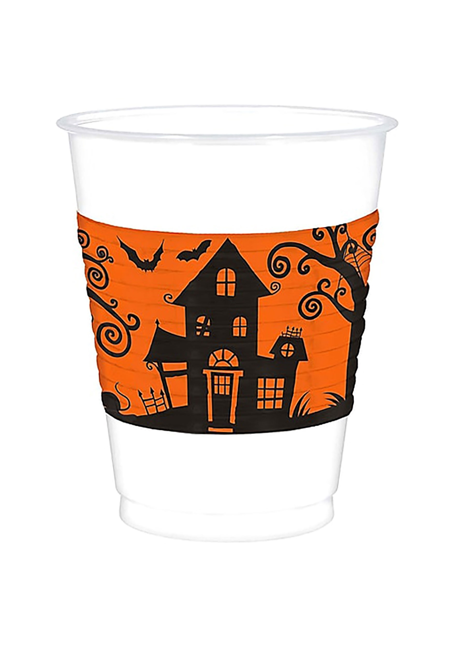 Halloween Plastic 16 oz. Party Cup AM421162