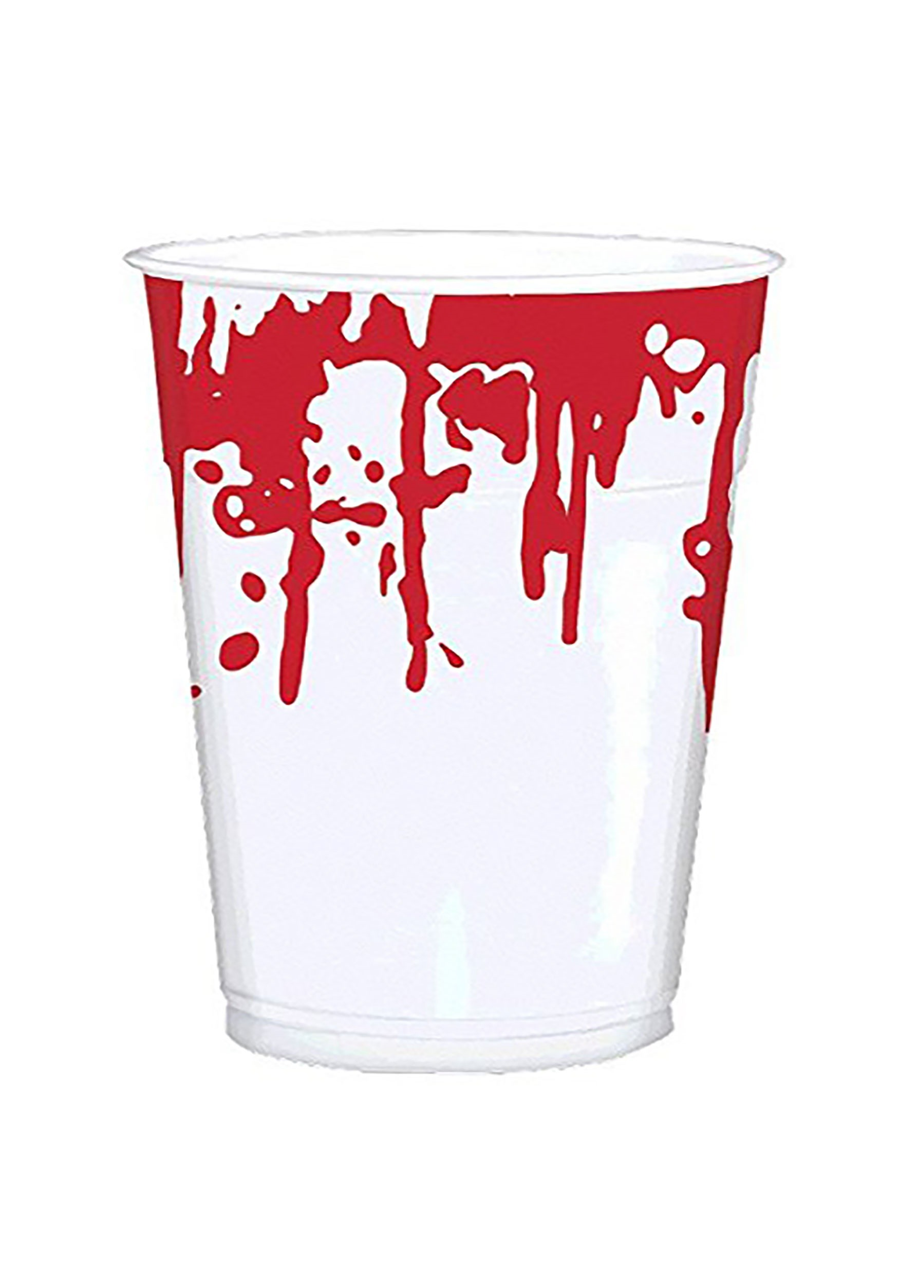 16_oz._Halloween_Bloody_Hand_Prints_Party_Cups_Pack_of_25_Cups