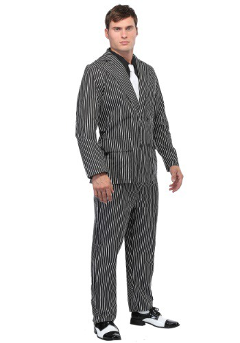 Click Here to buy Gangster Costume Plus Size 1X 3X 4X from HalloweenCostumes, CDN Funds