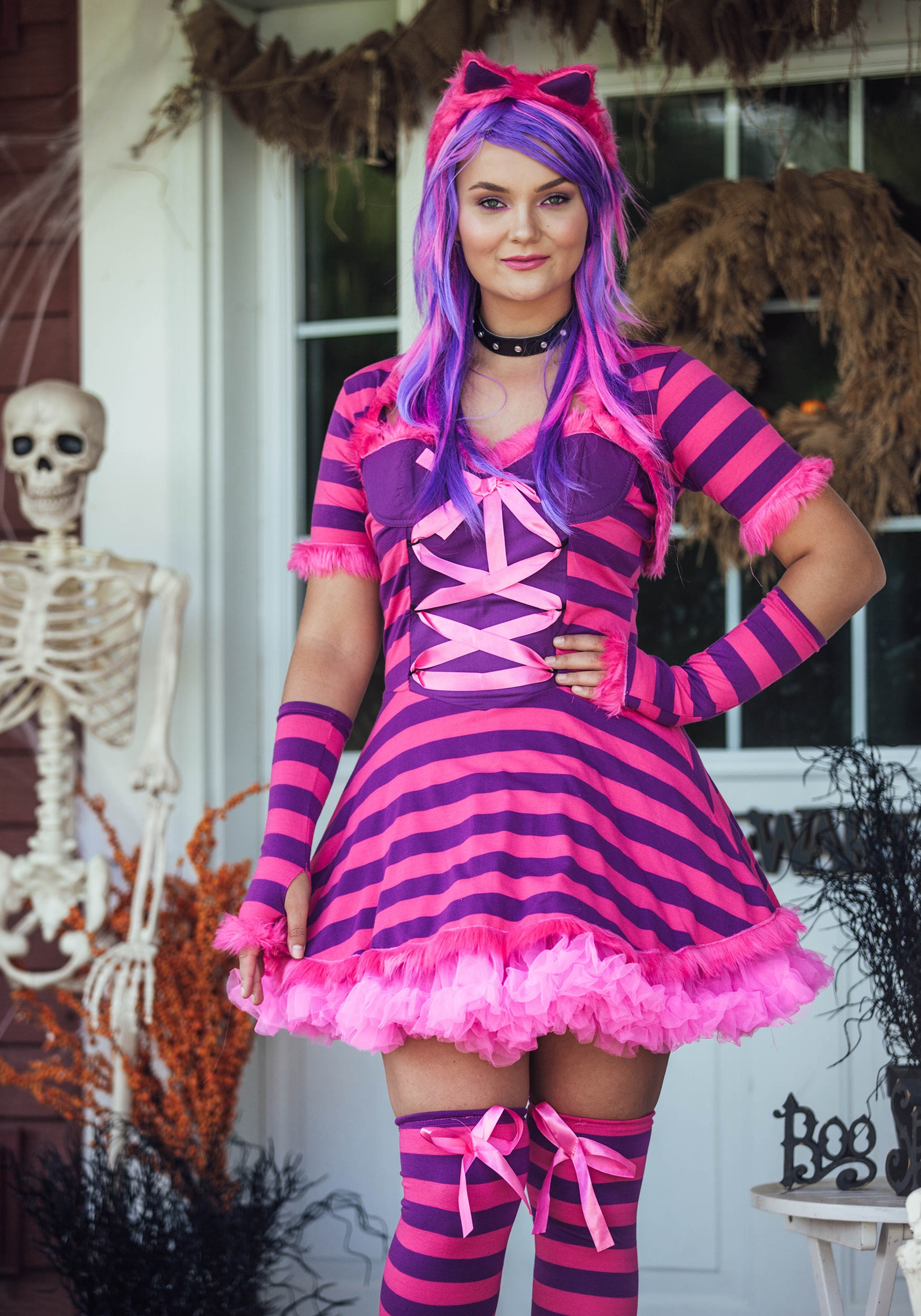 Dalmatian Diva Womans Plus Size Costume