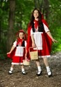 Plus Size Little Red Riding Hood Costume alt1