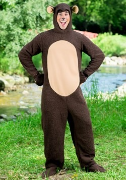 Plus Size Bear Costume1