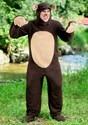 Plus Size Bear Costume2