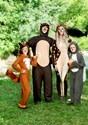 Plus Size Bear Costume5