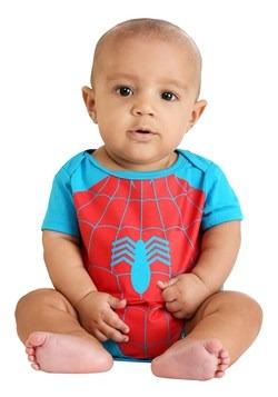 Infant Marvel Spider-Man and Incredible Hulk Onesie update1