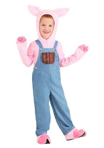 Toddler Little Piggy Costume