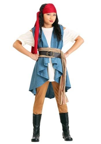 Seven Seas Pirate Sweetie Girls Costume