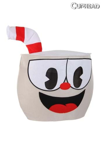 INOpets.com Anything for Pets Parents & Their Pets Cuphead Felt Character Head