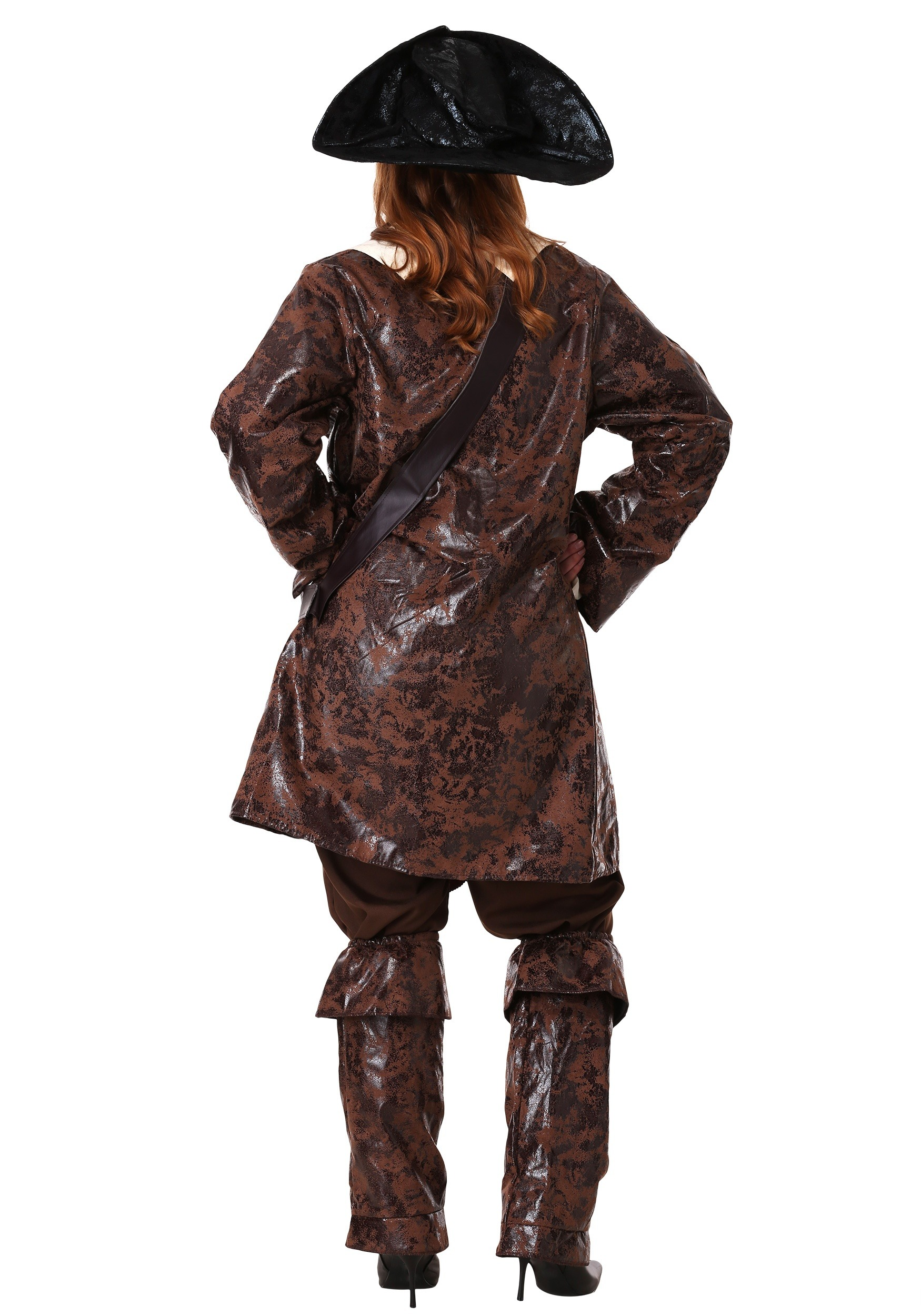 Plus Size Women S Caribbean Pirate Costume 1x 2x 3x 4x 5x 6x 7x