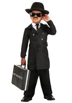 Toddler Secret Agent Man