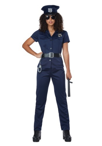 POLICE COSTUME FOR WOMEN