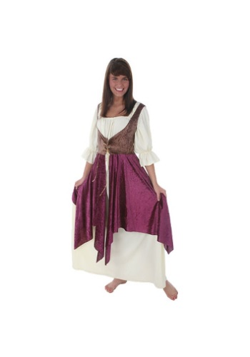 Click Here to buy Plus Size Tavern Lady Costume from HalloweenCostumes, USA Funds & Shipping
