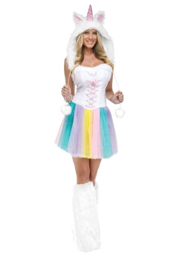 Women's Unicorn Costume