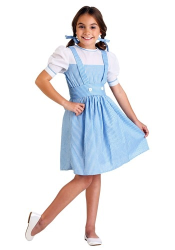 Click Here to buy Kidsrens Kansas Girl Costume from HalloweenCostumes, CDN Funds