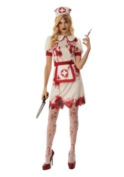 Women's Bloody Nurse Costume
