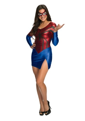 Spider-Man Womens Costume