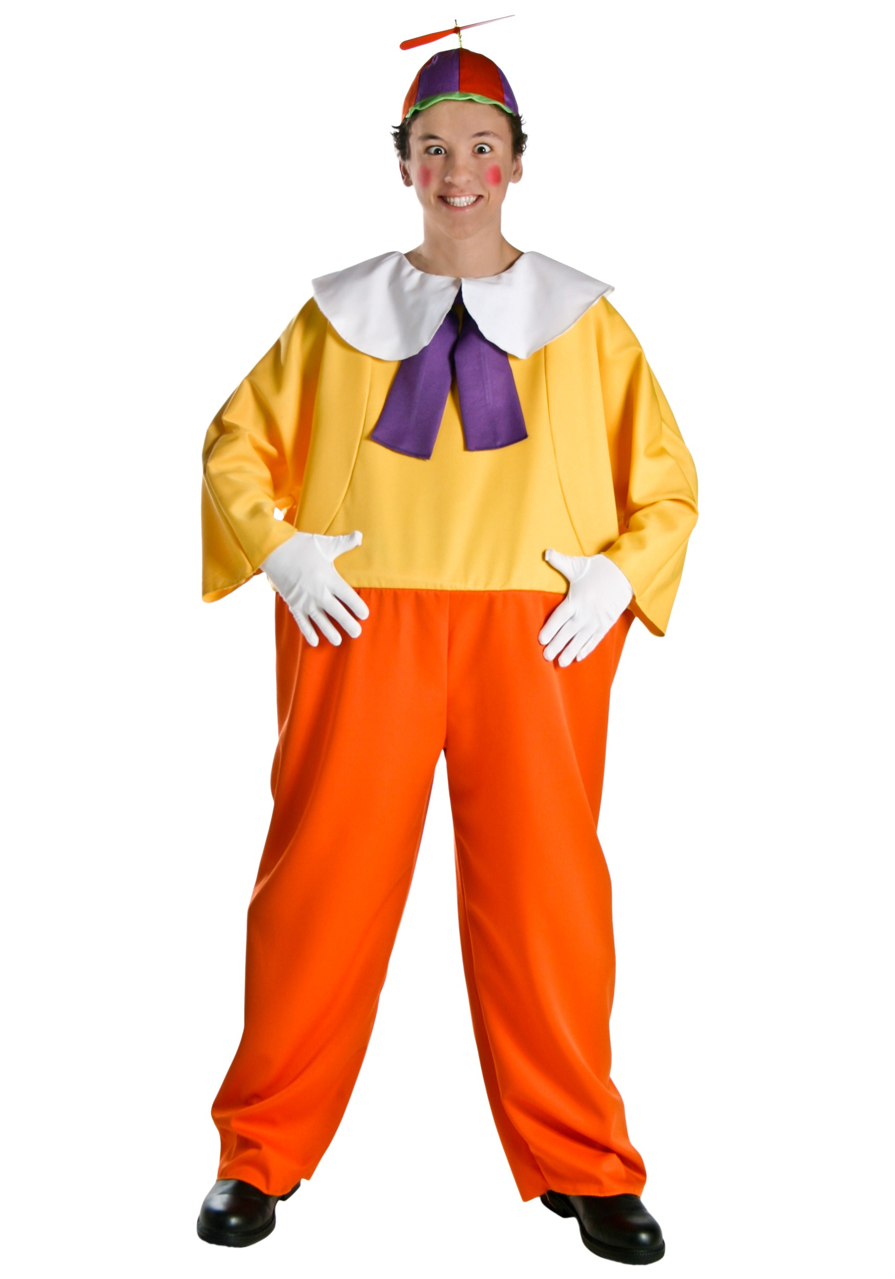 teen tweedle dee dum costume