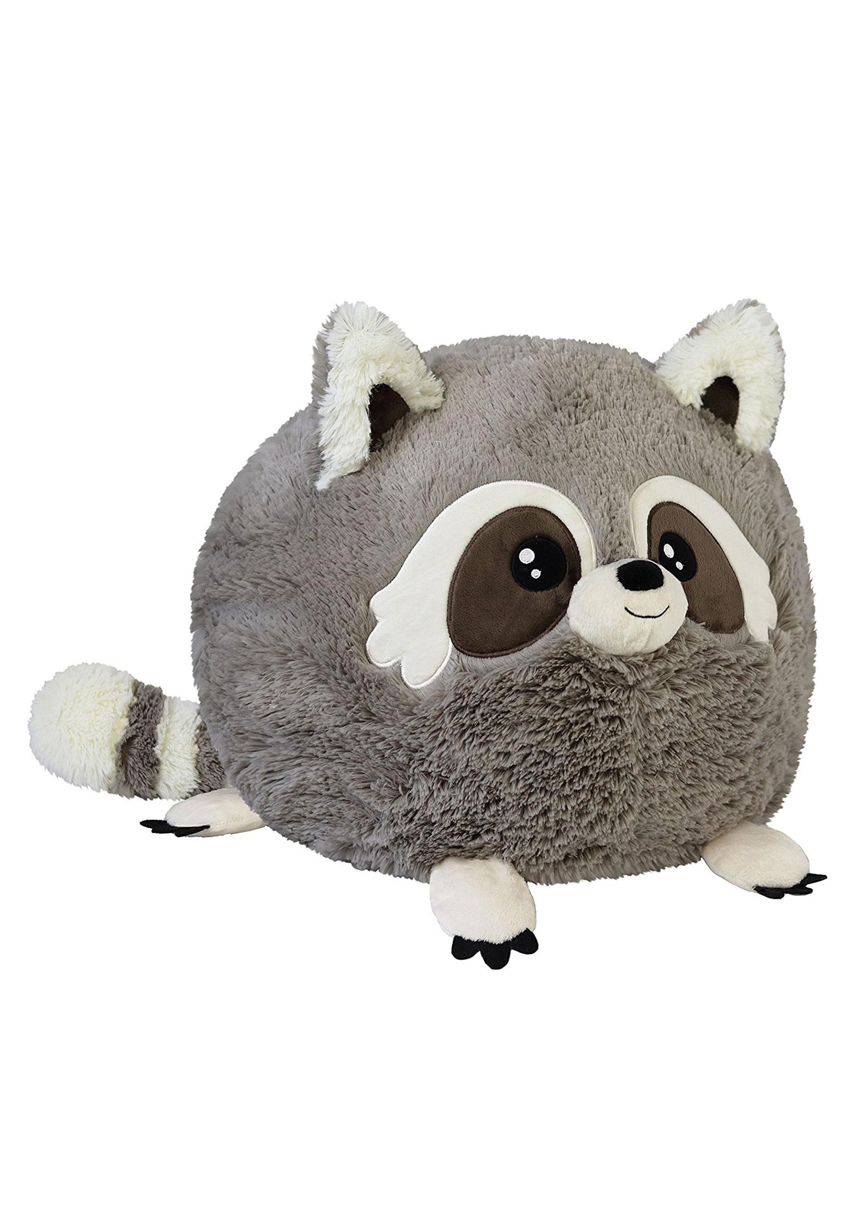 Squishable Baby Raccoon 15 Stuffed Figure Plush