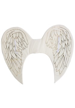 Kids Gold Print Angel Wings