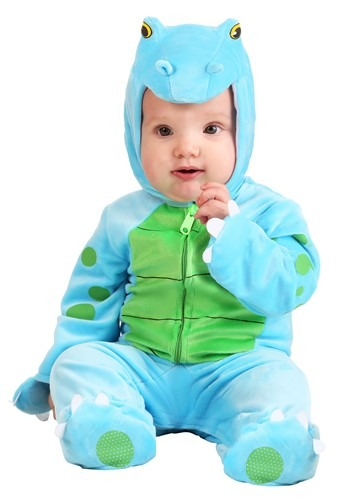 Infant Spruce Stegosaurus Costume