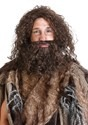 Prehistoric Caveman's Beard and Wig