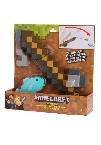 Minecraft Role Play Fishing Pole