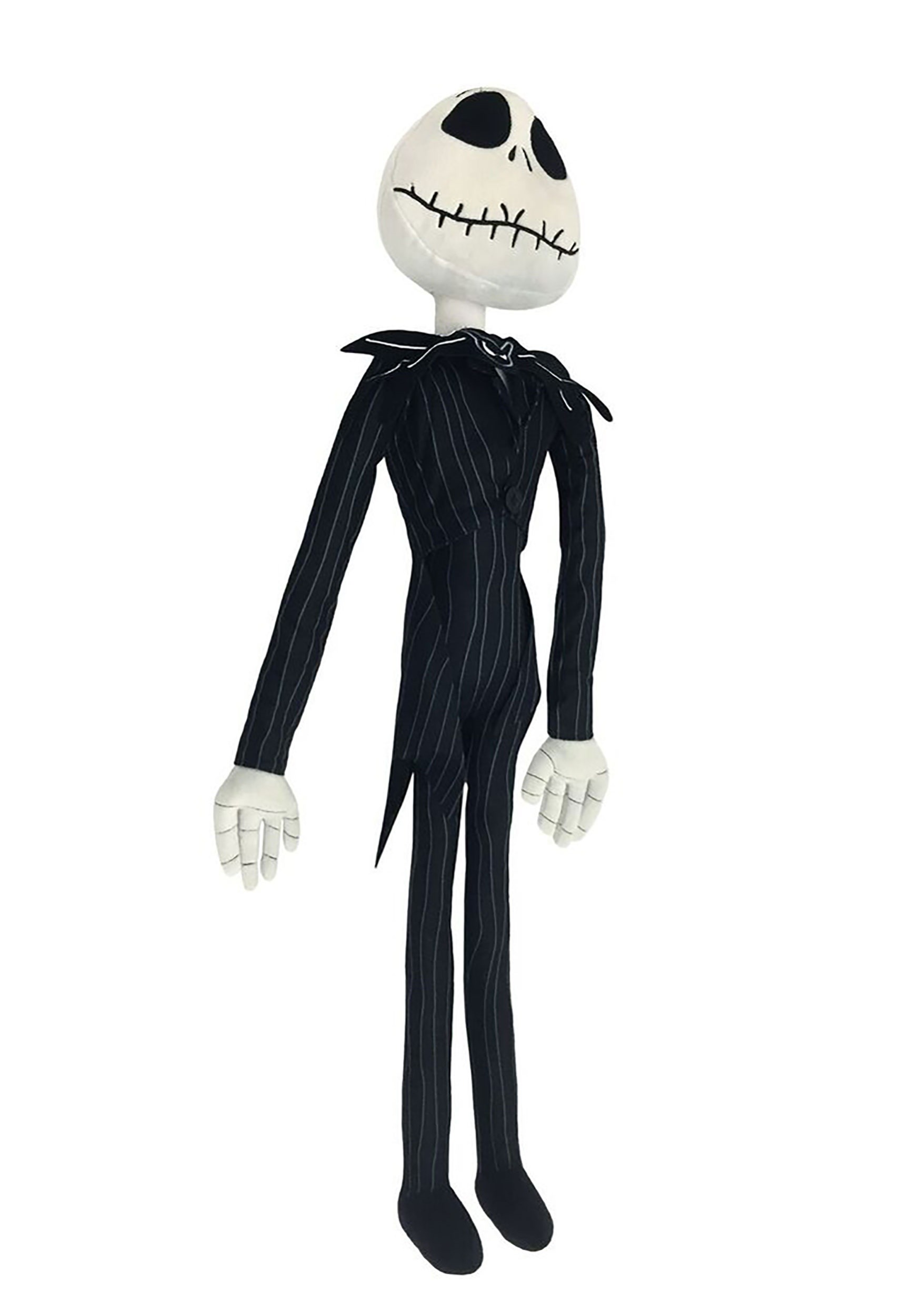 nightmare before christmas jack skellington stuffed doll - Christmas Jack Skellington