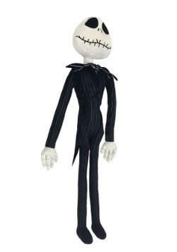 Nightmare Before Christmas Jack Skellington Stuffed Doll