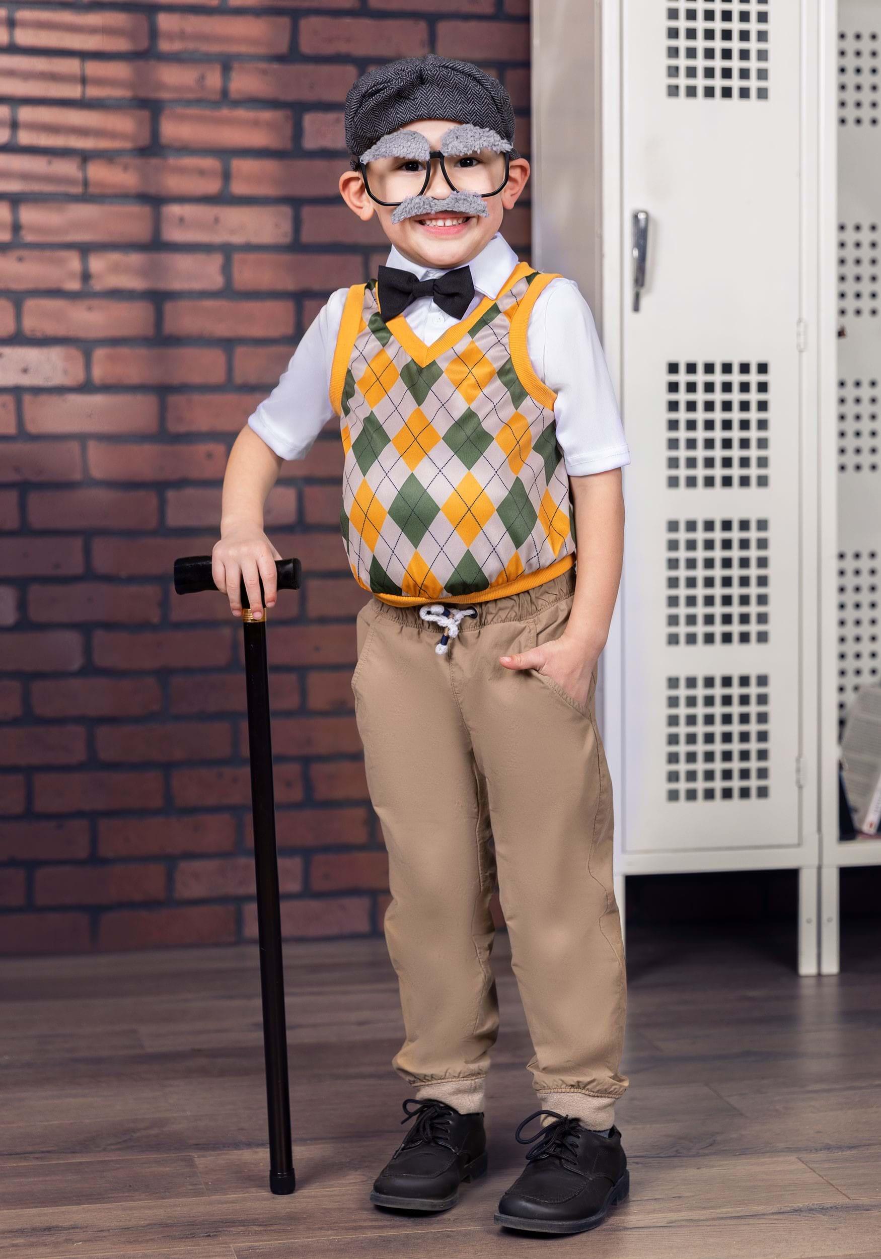 ¿INTERNET democratizó la música? - Página 2 Toddlers-old-man-costume