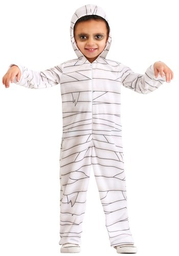 Mummy Toddler Cozy Costume