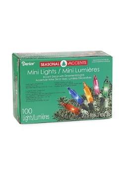 100L Multi-Color Christmas Lights LED Indoor/Outdoor Set