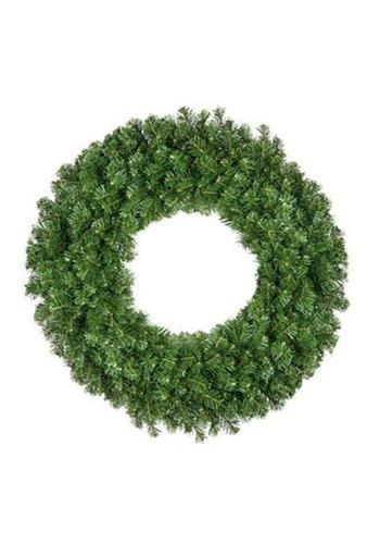 24 Inch Economy Christmas Wreath