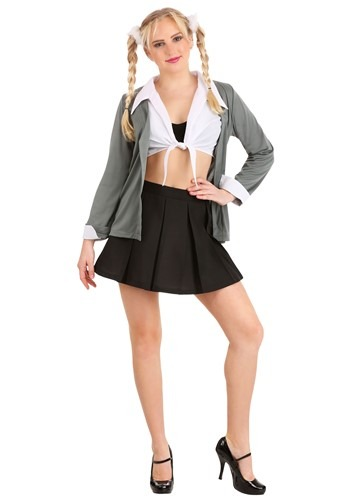 One More Time Pop Singer Costume Womens