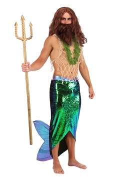 Men's Salty Merman Costume