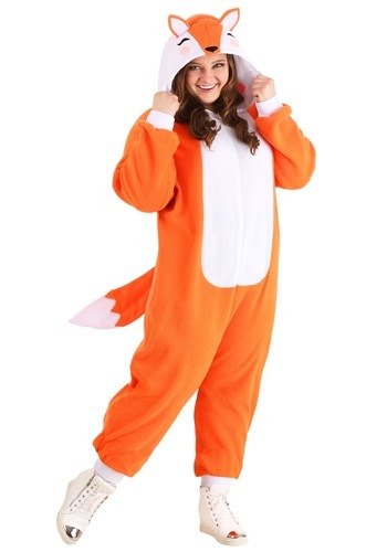 Cozy Fox Costume for Plus Size Update