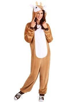 Fawn Deer Costume Women's