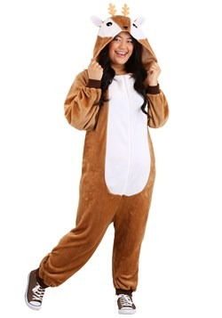 Fawn Deer Costume Plus Size Update