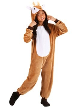 Fawn Deer Costume Girls Update