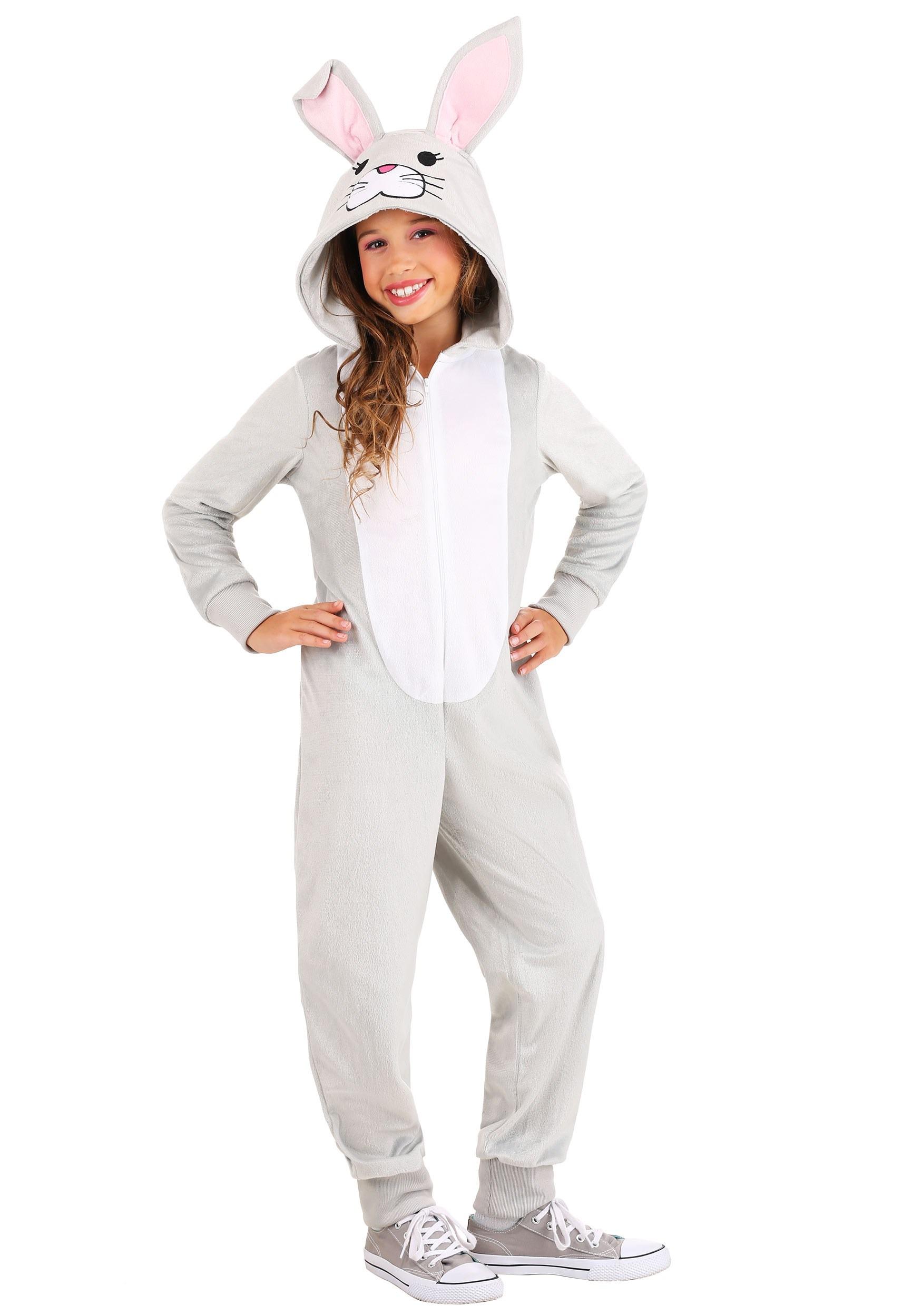 Kids Funny Bunny Onesie