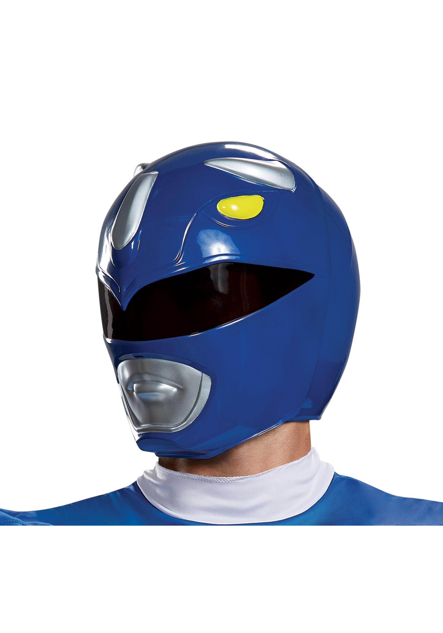 0f0a3736efb Blue Ranger Adult Helmet