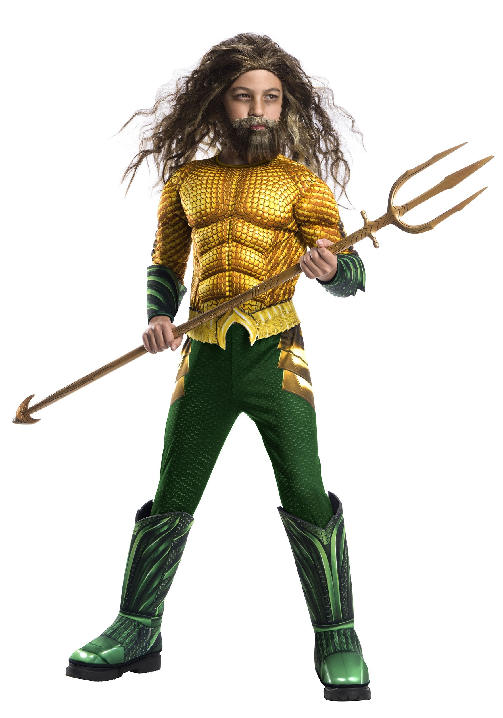 Kids Aquaman Costume