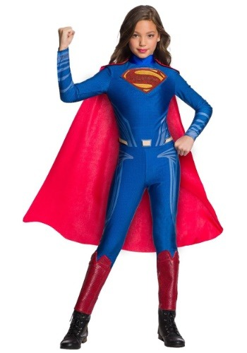 DC Girl Superman Jumpsuit