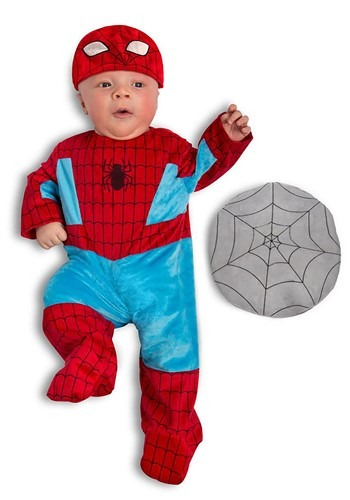 Infant Spider-Man Costume