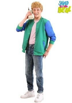 Saved by the Bell Zack Morris Adult Costume