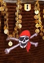 Kids Pirate Chest Candy Catcher Costume2
