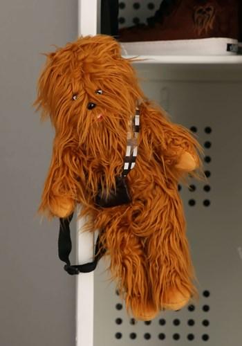 Star Wars Chewbacca Stuffed Figure Backpack