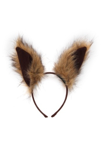 Deluxe Squirrel Ears Headband