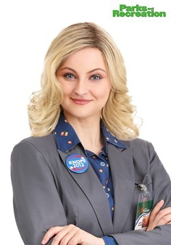 Leslie Knope Wig Parks and Recreation